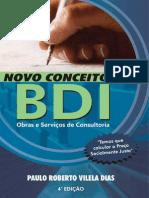 Engenharia de Custos-Novo Conceito de BDI_ Paulo Roberto