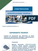 1.ESPECIFICACIONES TECNICAS