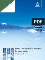 Catálogo Completo BRAND 2014