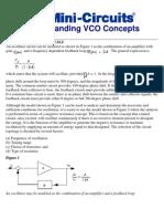 Minicircuits Vco Design