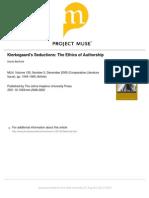 Kierkegaard's Seductions