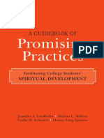 Astin UCLA Promising Practices Web