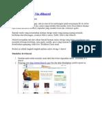 Cara Upload File via 4Shared