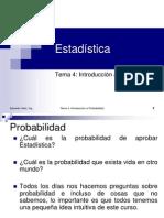Statistics 4