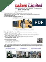 CNC Retrofit Package