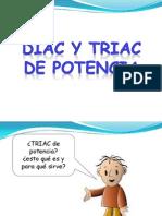 Triac y Diac