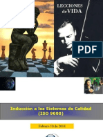 Induccion a Los SGC ISO 9000