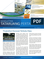 Newsletter TRP Edisi Perdana/Januari 2014
