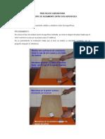 Práctica - COEFICIENTE DE ROZAMIENTO