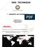 Growth of Mumbai