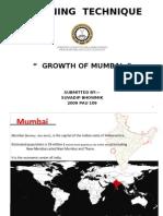 Growth of Mumbai