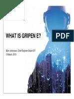 p2-Björn Johansson_what is Gripen E_19 March 2013