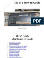 Eltek Flatpack 1 How to Guide