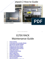 Eltek Flatpack 2 How to Guide