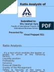 Ratio-Analysis of ITC