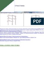 Programas Para Estructuras