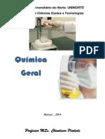 Apostila Oficial Engenharia Quimica Geral