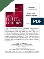 Monteleone, TF - Das Blut Des Lammes