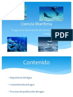 Ciencia Marítima.pptx