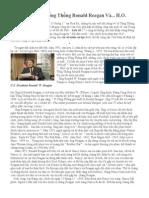 Cố Tổng Thống Reagan và chương trìn h HO - Unicode