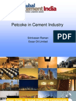 Petcoke in Cement Industry