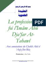 at-Tahawiya - Explication cheikh ibn Baz