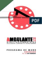Programa Ambulante 2014-Guerrero