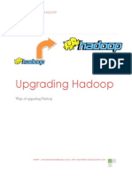 Upgrading Hadoop