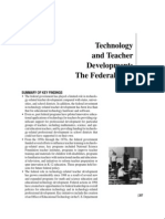 Federal Role