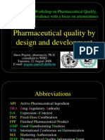 PharmDesign-QualityDevelopment