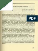 Carlos Herrejon Peredo La formación de Gammara