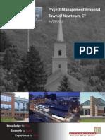 Sandy Hook Preconstruction Services Proposal