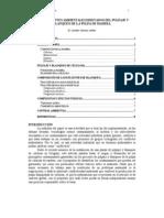 Contaminantes Ambientales Derivados Del Pulpaje y Blanqueo de La Pulpa de Madera