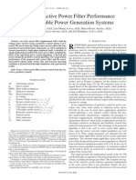 Improved Active Power Filter Performance