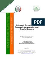 TRATADOS INTERNACIONALES - CAMARA DE DIPÚTADOS