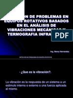 DETECCIÓN DE PROBLEMAS EN EN EQUIPOS ROTATIVOS BASADOS