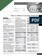 Leverage Financiero