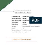 VI Panduan Ujian Praktik Bahasa Inggris Kls.vi 2012-2013