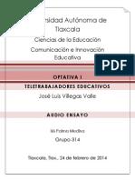 Audio Ensayo