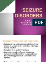 Seizure Disorders 1