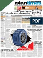 H. Times Delhi Front Oct 22 2011
