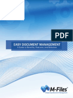 Document Management - White Paper (M-Files)