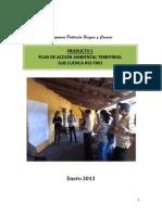 Producto 1 Documento Final del Plan de Acci•n Ambiental Territorial de la Subcuenca Ro Frio