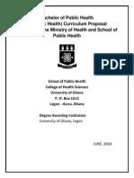 39762853 Bachelor of Public Health July 2010