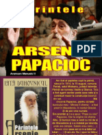 Parintele Arsenie Papacioc - Marturie