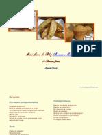 Livro Receitas Faceis Aromas e Sabores 2013