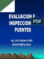 Inspeccion y Evaluacion