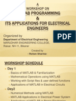 MATLAB Programming & Its Applications for Electrical Engineers