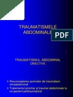 Trauma Abdominala