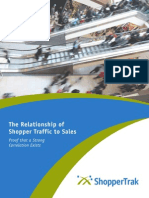 7 Relationship of Sales and Traffic